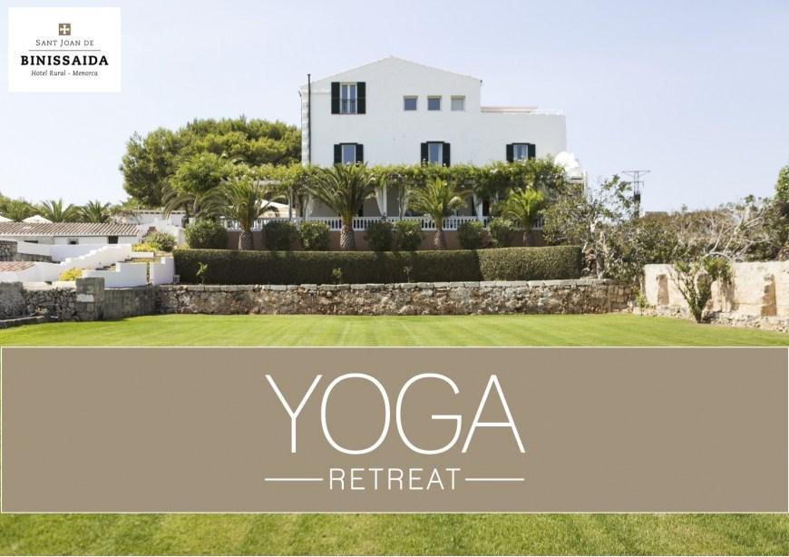 Retiro de Yoga mayo 2018